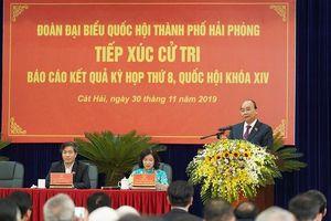 Thủ tướng Nguyễn Xuân Phúc: 'Nhân dân sẽ không chấp nhận nếu chúng ta không tiến bước'