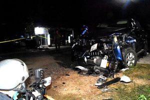 Phú Yên: Xe bán tải tông chết 4 người, 3 người nguy kịch