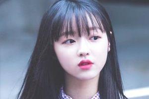 Nữ thần tượng có khuôn mặt bé nhất Kpop, chỉ bằng đĩa CD