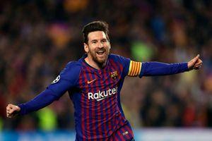 Messi 9 tuổi: Gầy gò, chơi bóng như ma thuật