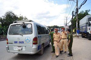 Xe làm rơi 2 học sinh ở Đồng Nai bị hoán cải, ghế buộc bằng dây dù