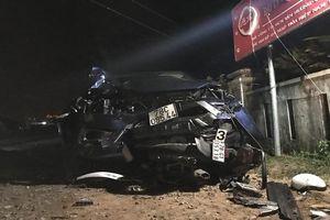 Khắc phục hậu quả vụ tai nạn giao thông đặc biệt nghiêm trọng tại Phú Yên