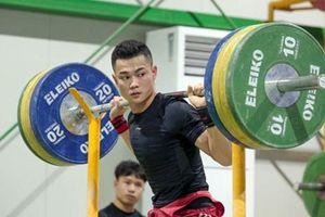 Cử tạ Việt Nam mơ vàng ngày thi đấu đầu tiên
