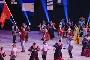 Khai mạc SEA Games 30-2019: Đại tiệc ánh sáng và âm nhạc