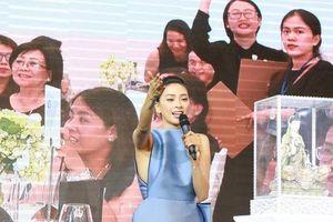 Ngô Thanh Vân và ê-kíp gây quỹ hơn 14,5 tỉ đồng