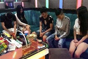 Quảng Nam: 22 nam nữ phê ma túy trong karaoke LASVEGAS
