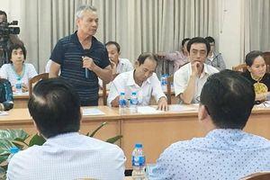 Lịch tiếp xúc cử tri trước Kỳ họp thứ 17: HĐND TPHCM Khóa IX (đợt 4)