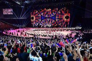 Lễ khai mạc ấn tượng và nhiều màu sắc tại SEA Games 30