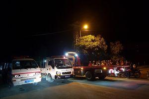 Xe bán tải tông liên hoàn 7 người thương vong: Tài xế không có giấy phép lái xe