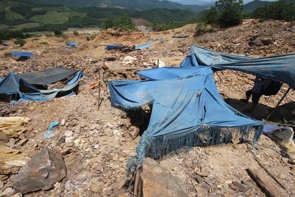 Quảng Nam quyết chi gần 13 tỷ xóa sổ mỏ vàng Bồng Miêu