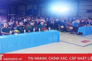 Trường Đại học Hà Tĩnh tổ chức lễ kỷ niệm Quốc khánh nước CHDCND Lào