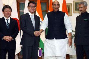 Nhật Bản-Ấn Độ cam kết hợp tác với ASEAN vì hòa bình, thịnh vượng