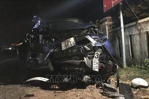 Vụ tai nạn nghiêm trọng tại Phú Yên: Xác định danh tính 7 người thương vong