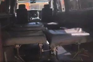 Hé lộ thông tin sốc về chiếc xe đưa đón làm rơi 2 học sinh ở Đồng Nai