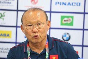 HLV Park Hang-seo sẽ cho Indonesia thấy sức mạnh của Việt Nam khi tuyên bố thắng quá sớm