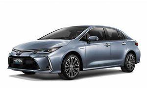 5 ưu điểm nổi bật giúp Toyota Corolla Altis 2019 cạnh tranh với Mazda 3, Honda Civic