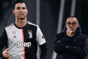 HLV Sarri muốn Ronaldo chiến thắng 'Quả bóng Vàng 2019'