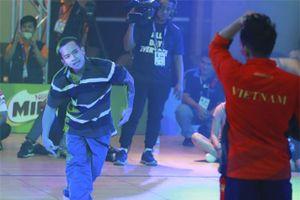 SEA Games 30: Bùng nổ năng lượng với 'làn gió mới' Breakdance
