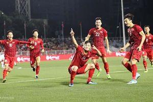 HLV Park Hang-seo: 'Các cầu thủ Việt Nam không bao giờ biết đầu hàng'