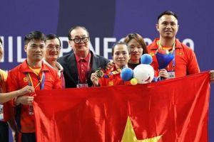 SEA Games 30 ngày 1/12: Đoàn TTVN đón cơn mưa vàng