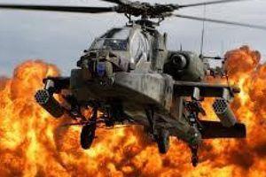 Phiến quân Houthis bắn rụng trực thăng AH-64 Apache do Mỹ sản xuất?