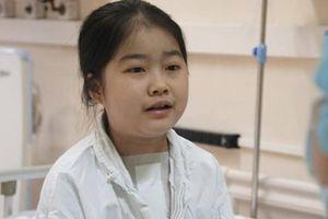 Bé được ghép tim từ tạng hiến mơ làm bác sĩ cứu người
