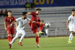 Bảng xếp hạng bóng đá SEA Games: U22 Việt Nam 'xây chắc' ngôi đầu