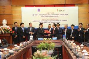 SOCAR Trading sẽ cung cấp 5 triệu thùng dầu thô cho Lọc dầu Dung Quất