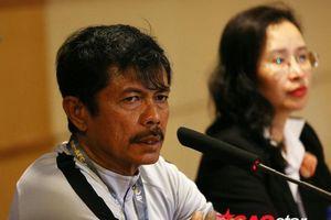 Thua đau, HLV Indonesia muốn thắng U22 Việt Nam ở chung kết SEA Games 30