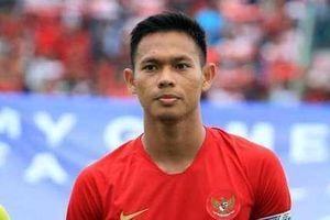 Đội trưởng U22 Indonesia: 'Việt Nam, Thái Lan hay Singapore đều không khác biệt'
