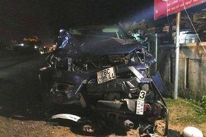 Vụ xe bán tải gây tai nạn khiến 7 người thương vong: Tài xế không có bằng lái