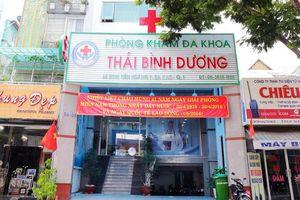 TP. Hồ Chí Minh công bố những phòng khám kém chất lượng