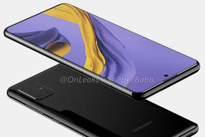 Galaxy A51- Điện thoại tầm trung sở hữu nhiều cải tiến vượt trội