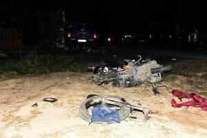 Xe bán tải gây tai nạn thảm khốc, 4 người chết thảm ở Phú Yên