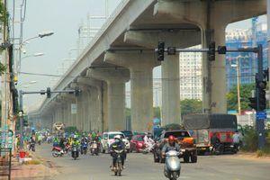 Toàn cảnh cụm cảng Trường Thọ, nơi trở thành một phần của thành phố phía đông Sài Gòn