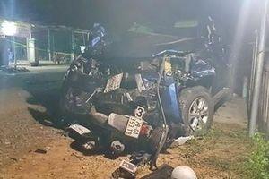Tài xế uống rượu, không bằng lái xe tông chết 4 người, 3 người bị thương