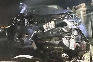 Khởi tố, bắt tạm giam lái xe bán tải tông 4 người tử vong