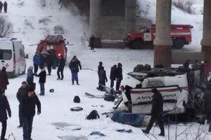 Tai nạn giao thông ở vùng Zabaikal, Nga làm 19 người thiệt mạng