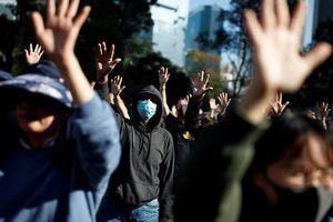 Trung Quốc bắt người 'can thiệp' vào Hong Kong