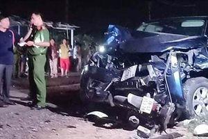 Khởi tố tài xế ô tô tông 7 người thương vong ở Phú Yên