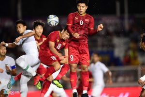 U22 Việt Nam thắng ngoạn mục U22 Indonesia với tỷ số 2-1