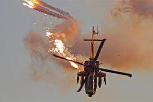 Đội quân nhà giàu Saudi Arabia khiến trực thăng Apache Mỹ nhận trái đắng