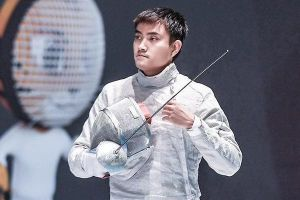 Hot boy đấu kiếm Vũ Thành An và dàn VĐV nam nổi bật tại SEA Games 30