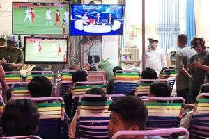 Hàng chục người cá độ trận U22 Indonesia - Việt Nam