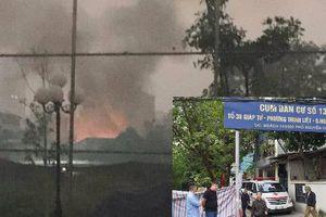 Điều tra làm rõ nguyên nhân vụ cháy khiến 3 bà cháu tử vong ở Hoàng Mai