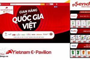 Khai trương Gian hàng quốc gia Việt trên sàn thương mại điện tử