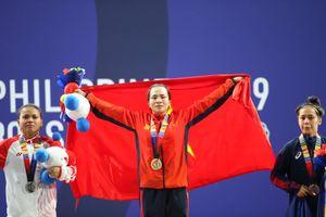 Việt Nam đoạt 10 HCV trong ngày thi đấu đầu