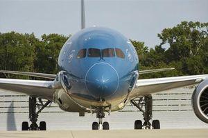 Vật thể lạ nghi của máy bay ở sân bay Nội Bài