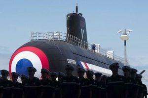 Pháp sẵn sàng chuyển giao công nghệ tàu ngầm cho Hà Lan
