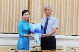 Bà Vương Thanh Liễu làm Phó Chủ tịch UBND quận 6